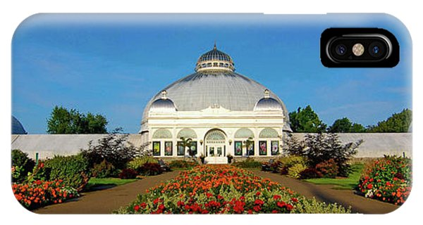 Botanical Gardens 12636 IPhone Case