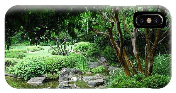 Botanical Gardens IPhone Case
