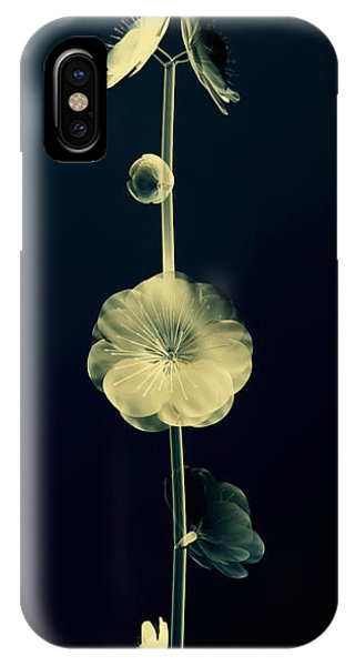 Botanical Study 6 IPhone Case