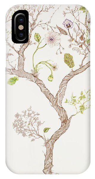 Botanicalia Branches IPhone Case