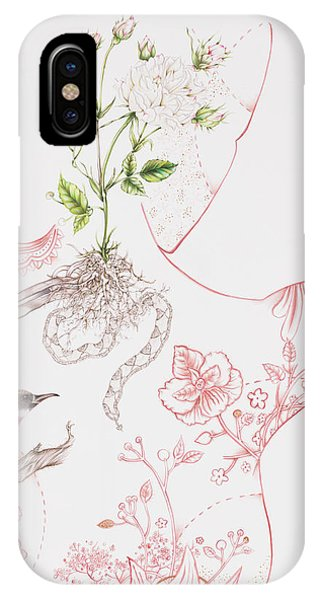 Botanicalia  IPhone Case