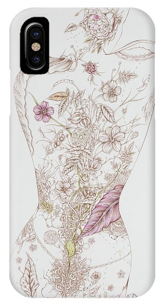 Botanicalia Tristan-sold IPhone Case