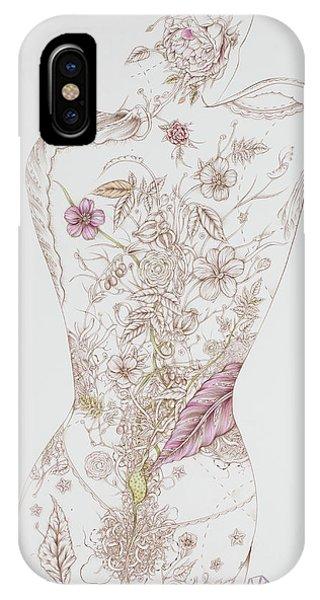 Botanicalia Tristan IPhone Case