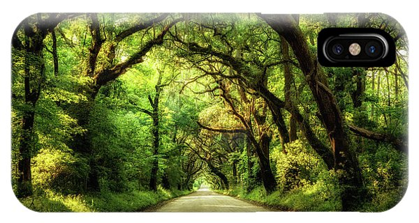Botany Bay Road IPhone Case