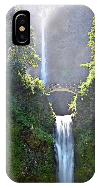 Both Falls IPhone Case
