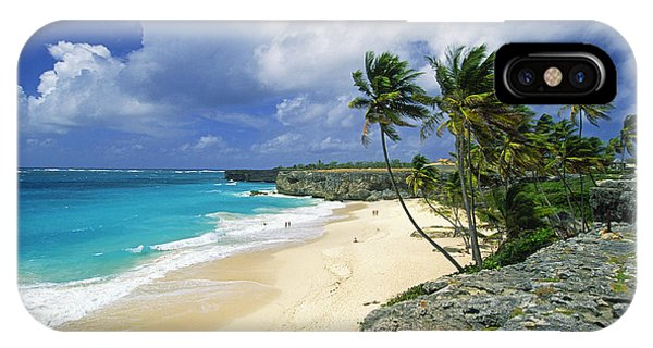 Bottom Bay, Barbados IPhone Case