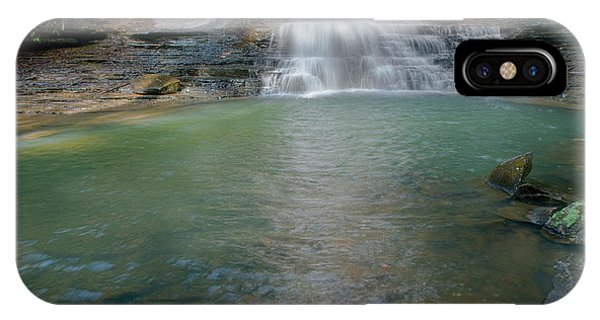 Bottom Of Falls IPhone Case