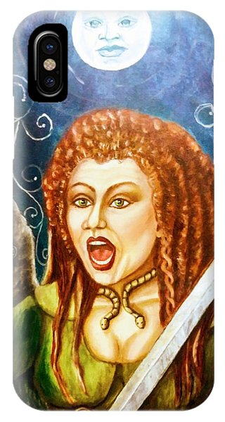 Boudicca  Let Not Our Daughters Be Forgotten IPhone Case
