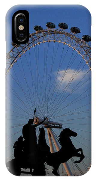 Boudicca's Eye IPhone Case