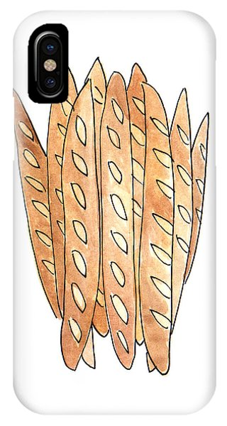 Boulangerie  IPhone Case