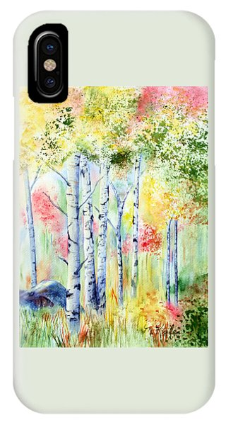 Boulder Grove IPhone Case