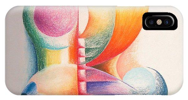 Boulets Phone Case by Muriel Dolemieux