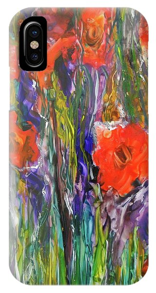 Bouquet 2 IPhone Case