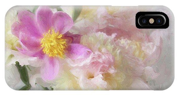 Bouquet 4 IPhone Case