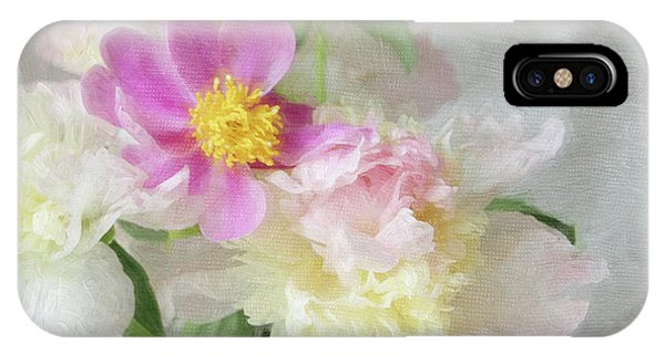 Bouquet 5 IPhone Case
