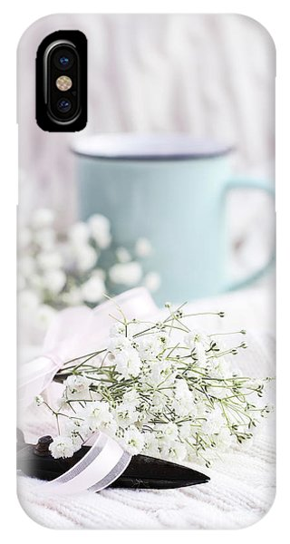 Bouquet Of Baby's Breath IPhone Case