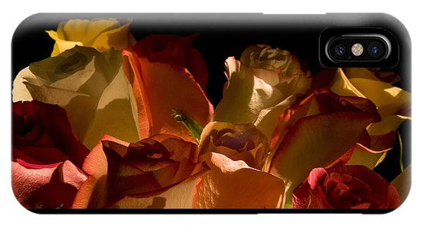 Bouquet Of Shadows IPhone Case