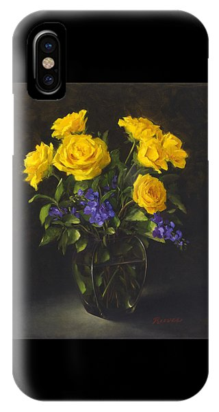 Bouquet Of Sunshine IPhone Case