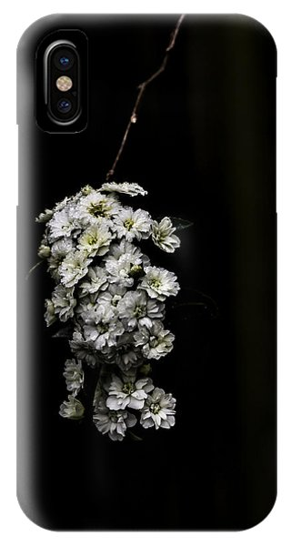 Bouquet Of White IPhone Case