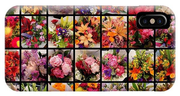 Bouquets IPhone Case