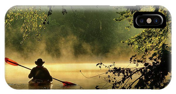 Bourbeuse River  IPhone Case