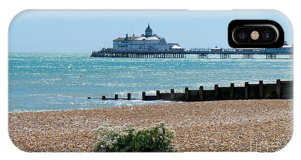 Bournemouth Seaside View IPhone Case