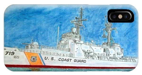 Boutwell-u.s.coast Guard 719 IPhone Case