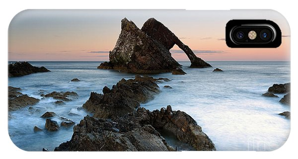 Bow Fiddle Rock At Sunset IPhone Case
