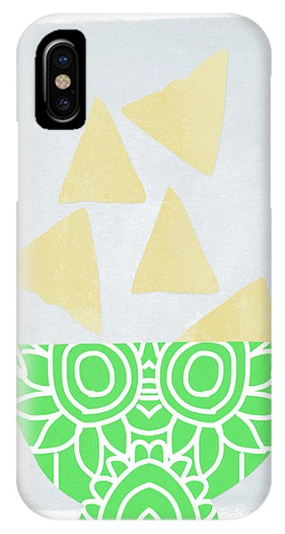 Simple iPhone Case - Bowl Of Tortilla Chips- Art By Linda Woods by Linda Woods