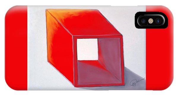 BOX IPhone Case
