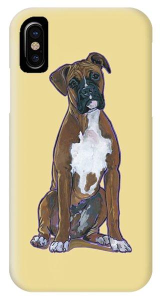 Boxer Bentley IPhone Case
