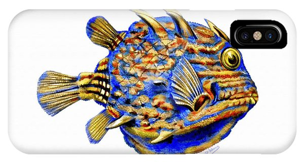Boxfish II IPhone Case