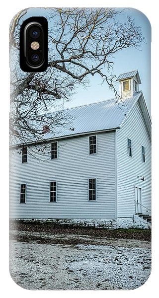 Boxley Community Center IPhone Case