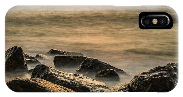 IPhone Case featuring the photograph Boynton Beach Sunrise by Michael Sussman