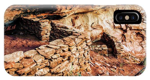 Boynton Canyon 08-012 IPhone Case