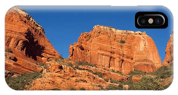 Boynton iPhone Case - Boynton Canyon Red Rock Secret by Panoramic Images