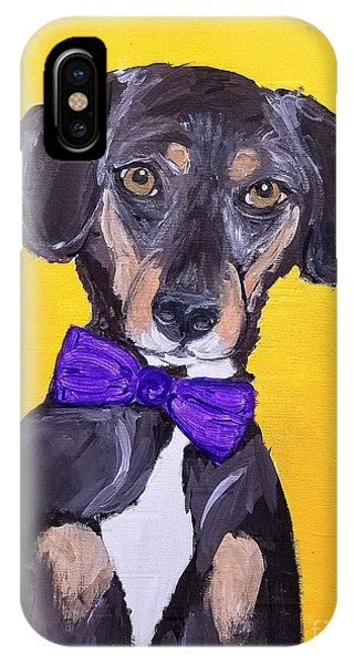 Brady Date With Paint Nov 20th IPhone Case