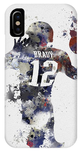 Yard iPhone Case - Brady by Rebecca Jenkins