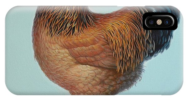 Brahma Rooster IPhone Case