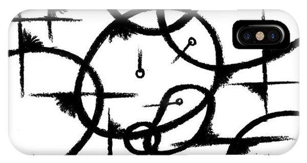 iPhone Case - Brain by Arides Pichardo