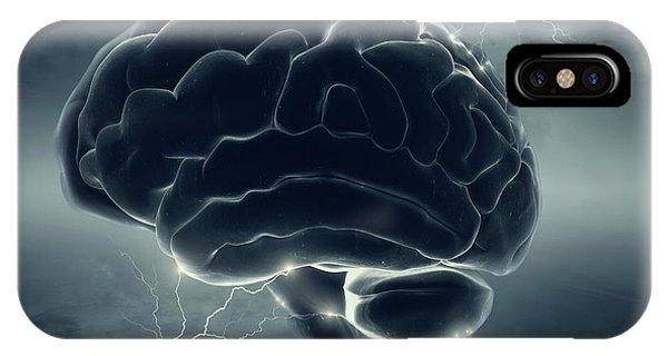 Creation iPhone Case - Brainstorm by Johan Swanepoel