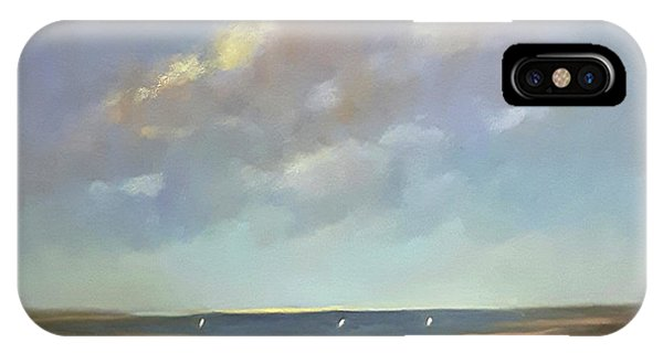 Brancaster Staithes, Norfolk IPhone Case