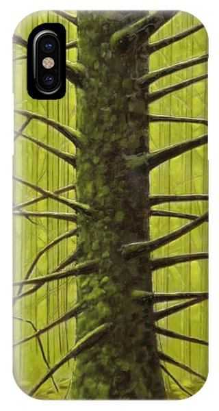 iPhone Case - Branch Monster by Andrea Benson