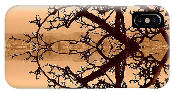 Branches In Suspension IPhone Case