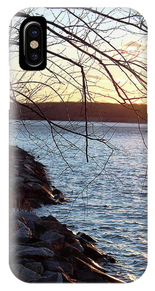 Late-summer Riverbank IPhone Case