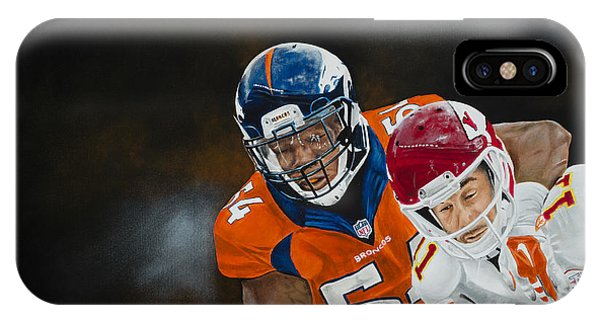 Brandon Marshall IPhone Case