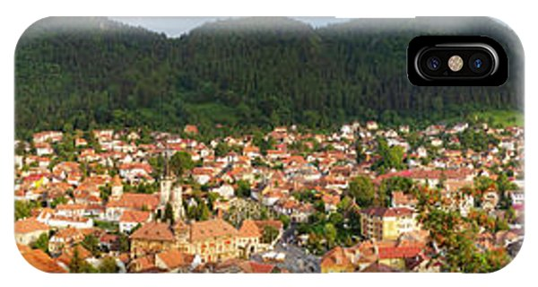 IPhone Case featuring the photograph Brasov by Fabrizio Troiani