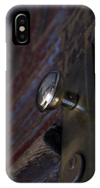 Brass Door Knob I IPhone Case