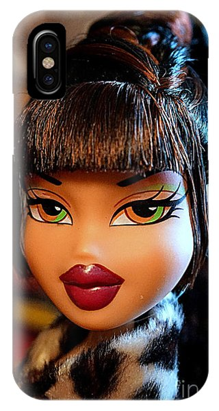 Bratz Funk Out Jade IPhone Case