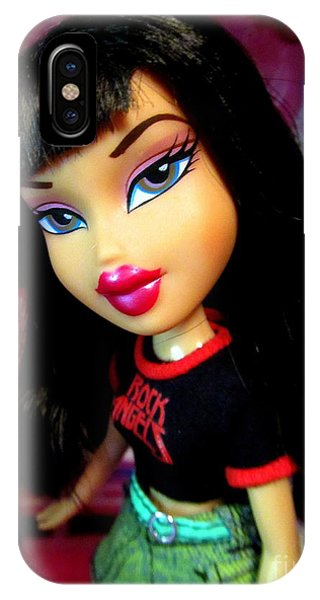 Bratz Strut It Jade IPhone Case